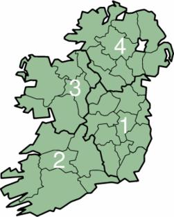 Atlas of Ireland Wikimedia mons