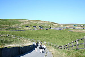 Cliffs of Moher - Visitor centre