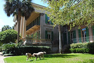 Patricia Altschul - Image: Isaac Jenkins Mikell House in Charleston