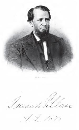 Isaiah Pillars - Image: Isaiah Pillars