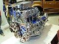 Isuzu D-Max VGS Turbo iTeq engine (2010-10-16) 02.jpg