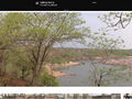 It's distant view of Ken river , Madhya Pradesh , India.png