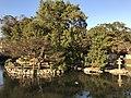 Itsukushima Shrine in pond of Sumiyoshi Shrine.jpg
