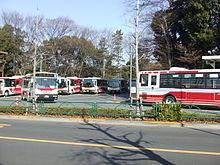 関東バス五日市街道営業所 - Wik...