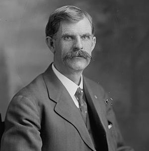 Alben W. Barkley - J. Campbell Cantrill defeated Barkley in the 1923 Democratic gubernatorial primary.