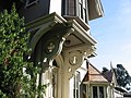 J. Mora Moss House entrance eave.JPG