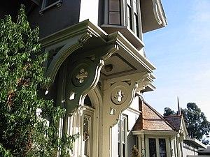 J. Mora Moss House