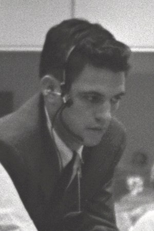 John Aaron - John Aaron during the Gemini 5 mission.