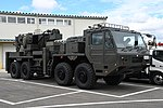 JGSDF Heavy Wheeled Recovery Vehicle(38-5010) right front view at Camp Itami October 7, 2018 03.jpg