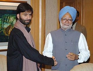 Kashmiri separatist leader