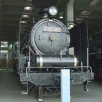 JNR Class D50 - Image: JNR SL D50140