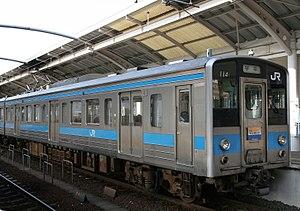 121 series - Image: JRS EC kumoha 121 14