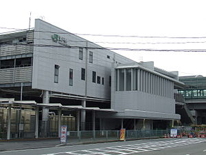 多摩川口(2007年9月26日)