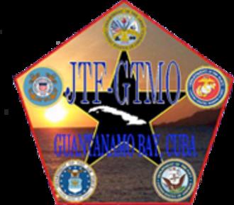 Joint Task Force Guantanamo - Image: JTFGTMO logo