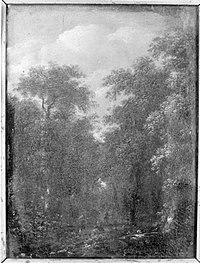 Jacob van Ruisdael (Nachahmer) - Waldlandschaft - 5812 - Bavarian State Painting Collections.jpg