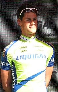 Jacopo Guarnieri Italian racing cyclist