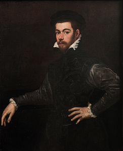 Jacopo Robusti, 'Tintoretto' - Portrait of a Gentleman - Google Art Project.jpg