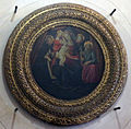 Jacopo del Sellaio, madonna col bambino, due angeli, san pietro martire e tobia.JPG