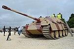 Jagpanther Ausf.G2 '411 yellow' (43531888470).jpg