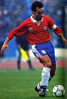 Jaime Pizarro Chilean footballer