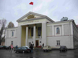 Jalal-Abad Place in Kyrgyzstan