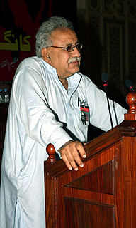 Jam Saqi Pakistani politician
