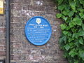 James Alfred Wight blue plaque.jpg