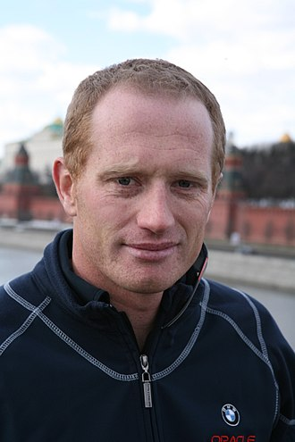 Jimmy Spithill - Spithill in 2010