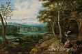 Jan Brueghel II and Pieter van Avont - The Rest on the Flight into Egypt.jpg