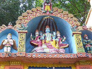 Janardanaswamy Temple - JanardhanaSwamy Temple Entrance