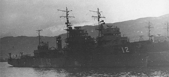 第十二号海防艦 - Wikiwand