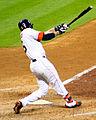 Jason Castro home run Astros MMP August 2014.jpg