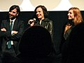 Jason Schwartzman, Elisabeth Moss and Joséphine de La Baume (12064483054).jpg