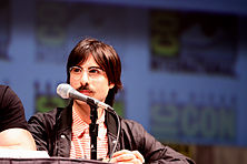 Schwartzman on the ''Scott Pilgrim vs. the World'' panel at the 2010 San Diego Comic Con