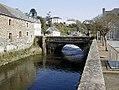 Jaudy. La Roche-Derrien. Chef du Pont, aval, côté eau salée.jpg