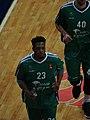 Jeff Brooks (basketball) 23 Baloncesto Málaga EuroLeague 20180405 (4).jpg