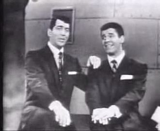 Martin and Lewis - Martin and Lewis in an episode of The Colgate Comedy Hour.
