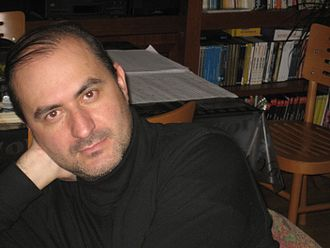 Jesús Torres (composer) - Jesus Torres in 2011