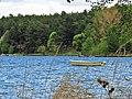Jezioro Wdzydze, trochę kolorowo.jpg