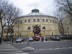 11th arrondissement of Paris - Image: Jielbeaumadier cirque dhiver paris 2008