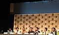 Jim Parsons, Johnny Galecki, Simon Helberg, Kunal Nayyar, Kaley Cuoco, Chuck Lorre, Bill Prady (The Big Bang Theory) httpwww.flickr.comphotostherainstopped3782398390.jpg