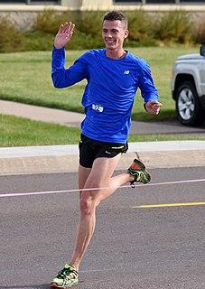 Jim Walmsley American ultra trail runner
