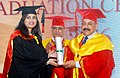 """Jitendra Singh presenting the Degree to a student, at the """"Graduation Ceremony - 2016"""" of Tata Memorial Centre, in Mumbai.jpg"""