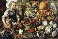 Joachim Beuckelaer - Market Woman with Fruit, Vegetables and Poultry - WGA02119.jpg