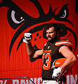 Joe Thomas Cleveland Browns New Uniform Unveiling (16966433798).jpg