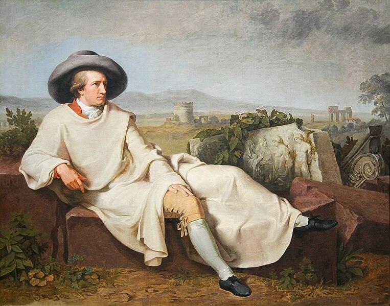 File:Johann Heinrich Wilhelm Tischbein - Goethe in der roemischen Campagna.jpg