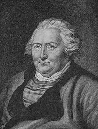Johann Jakob Engel (Nach dem Gemälde von F.G. Weitsch gestochen von J.J. Freihof) (Quelle: Wikimedia)
