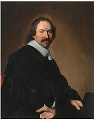 Portrait of  Johan de Wael (1594-1663)