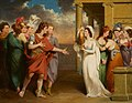 John Downman (1750-1824) - The Return of Orestes (private theatricals with Charles James Fox on the exterme left) - 1530108 - National Trust.jpg