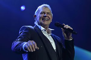 Australian of the Year - John Farnham was Australian of the Year in 1988, Australia's Bicentennial Year
